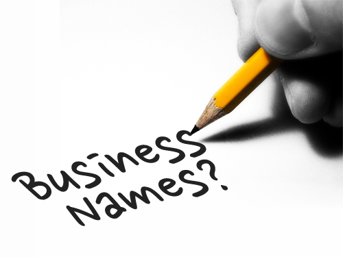 Choosing a Business Name: Five Interesting Things to Know - San ...